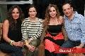 Paulina Quiroz, Begoña López, Diana de la Serna y Pancho Loredo.