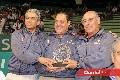 Carlos Pacheco, Juan Silos y Francisco Orozco.