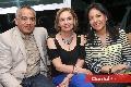 Silvano Escobedo, Mary Nieto y Laura Gama.