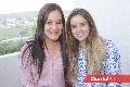Paola Gallegos y Gaby Aguirre.