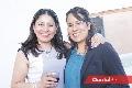 Lidia Solano y Kary Ibarra.