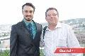 Ricardo Preciado y Héctor Jonguitud.