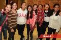 Nuria, Daniela, Lorena, Susy, Gaby, Marina, Julia y Eugenia.