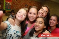 Selfie de María, Nuria, Tatina, Zaira y Cristy.