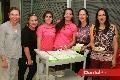 Nieves Zamora, Fer García, Camila Villarreal, Marisol González, Gabriela Fortanelli y Elsa Treviño.