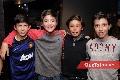 Carlo, Saad, Juan Pablo y Juan Pablo.