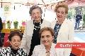 Elizabeth de Barret, Cristina Cánovas, Emma Dora Guerra y Toyita de Villalobos.