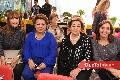 Ana Rosa Lara, Carmenchu Vilet de Torres, Lula Hernández de Ortega y Mónica Alcalde de Garza.