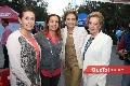Regina, Maru, Toyita y Cristina.
