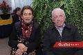 Martha Elena Espinosa y Manuel Carreras.