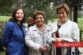 Lila de Medina, Carmenchu Vilet de Torres y Graciela Berrones.
