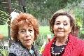 Lucero Rosillo y Lula Hernández.