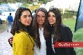 Vicky González, Ana y Regina Estrada.
