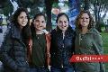 María Enríquez, Mariana Aguilar, Mónica Flores y Natalia Rivera.