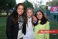 Tatina, Nuria y Karina.