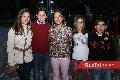 Fantine, Fernando, Vivi, Isa y Paulo.