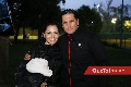 Gabriela Gómez y Jorge Loredo.