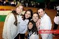 Las Princesas del Depor Adriana Almaguer, Margaret González, María Galán, Pau Cueto y María Villasuso.
