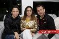 Gaby de Loredo, Adriana y Poncho Leal.