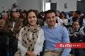Daniela Mina y Alejandro Mancilla.