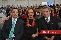 Carlos, Marcela y Felipe Mier.