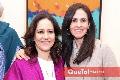 Esther Sandoval y Dulce María Herrera.