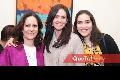 Esther Sandoval, Dulce María Herrera y Nuria Nava.