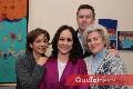 Cony Alvarado, Esther Sandoval, Jorge Mendizábal y María José de Beascoa.