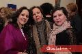 Esther Sandoval, Rosa Luz Villasuso y Lourdes Díaz del Castillo.
