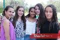 Paulina, Montse, Ale, Marijó y Teté.
