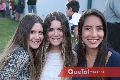 Adriana Leal, Fernanda Leal y Montse Portillo.