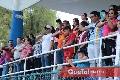 Inauguración de Torneo de Futbol.