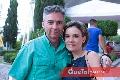 Rodrigo y Laura Manzo.