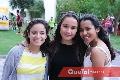 Natalia, Teté y Ale.