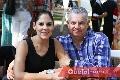 Elisabetta Morales y Mauricio Robles.