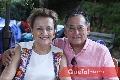 Martha Irene Villalobos y Jaime Morales.