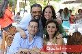 Poncho Villanueva, Ana Elena Orozco,  Rafael Villalobos y Caro Martínez.