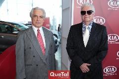 Octaviano Gómez y Gómez y Juan Zárate.