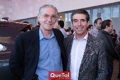 Eduardo Rueda y Ángel De Luna.