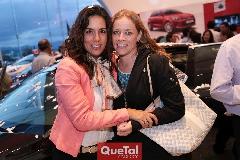 María José Torres y Mariana Torres.