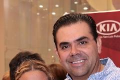 Aurora Irigoyen y Miguel Compeán.