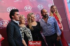 Jaime Ruiz, Mónica Labastida, Mónica Torres y Oscar Torres.
