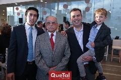 Familia López.