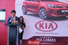Gabriel Torres López, Director de KIA.