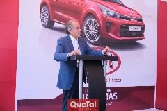 Juan Manuel Carreras, Gobernador del Estado.