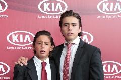 Juan Pablo y Oscar Ruiz.