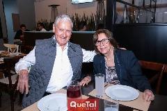 Antonio Meraz y María de la Luz Zúñiga.