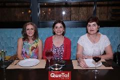 Susana Hinojosa, Lolita y Rocío Delgado.