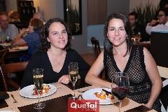 Patricia y Claudia González.