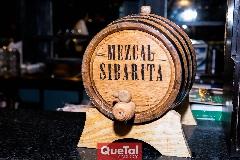 Mezcal Sibarita.